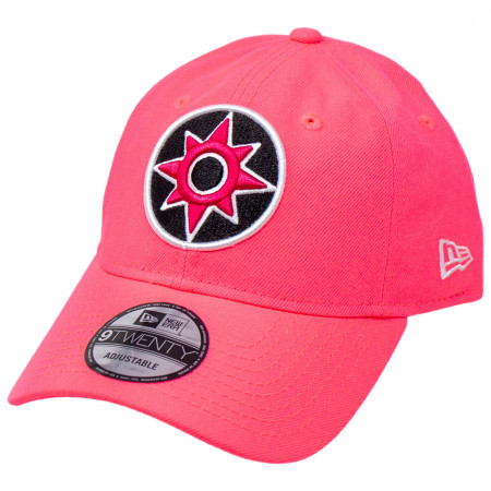 Pink Lantern Color Block New Era 9Twenty Adjustable Hat
