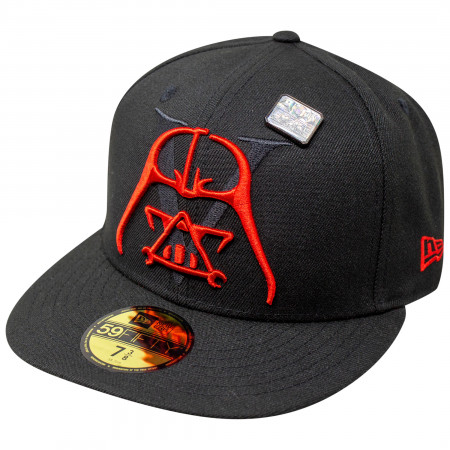 Star Wars Empire Strikes Back 40th Anniversary Outline New Era 59Fifty Hat