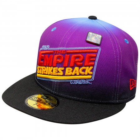 Star Wars Empire Strikes Back 40th Anniversary Scene New Era 59Fifty Hat