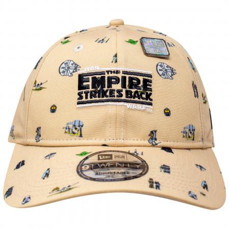Star Wars Empire Strikes Back 40th Anniversary Scout New Era 9Twenty