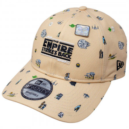 Star Wars Empire Strikes Back 40th Anniversary Scout New Era 9Twenty