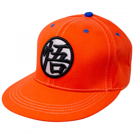 Dragon Ball Goku Adjustable Snapback Hat