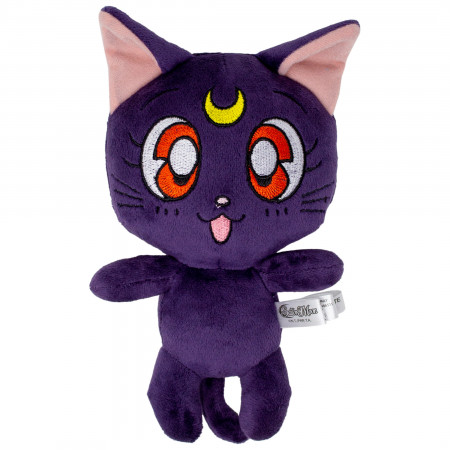 "Sailor Moon Luna 7"" Plush Doll"