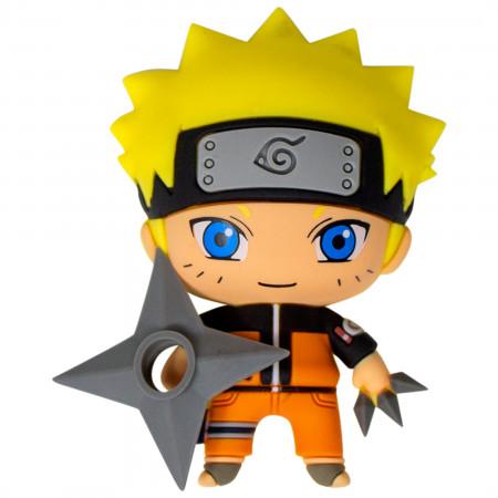 Naruto Character 3D Foam Magnet