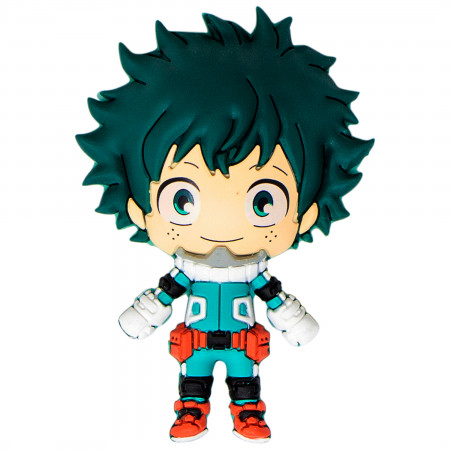 My Hero Academia Deku 3D Foam Magnet