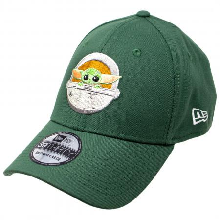 Star Wars The Mandalorian The Child Green 39Thirty New Era Hat