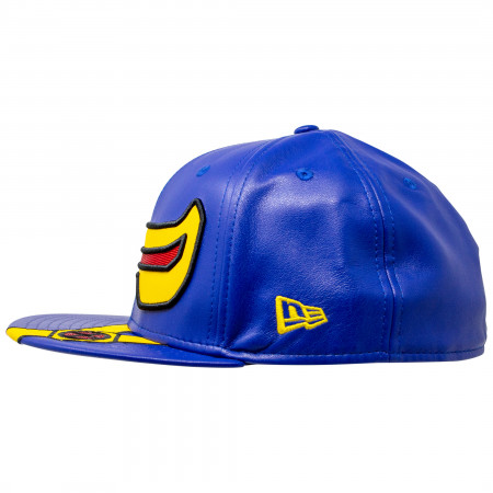 X-Men's Cyclops Character Armor 59Fifty Fitted New Era Hat