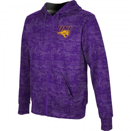 ProSphere Men's University of Northern Iowa Digital Fullzip Hoodie