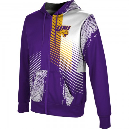 ProSphere Men's University of Northern Iowa Hustle Fullzip Hoodie