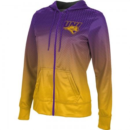 ProSphere Women's University of Northern Iowa Zoom Fullzip Hoodie