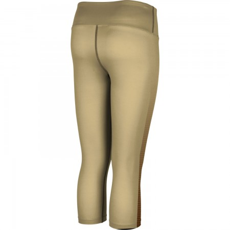 ProSphere Women's Western Michigan University Zoom Capri Length Tight