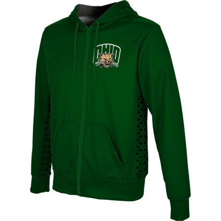 ProSphere Men's Ohio University Geometric Fullzip Hoodie