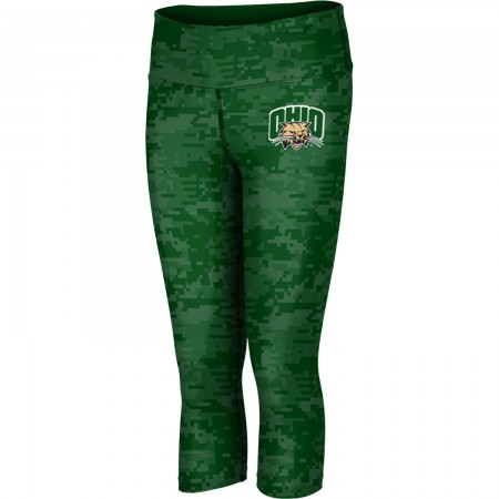 ProSphere Women's Ohio University Digital Capri Length Tight