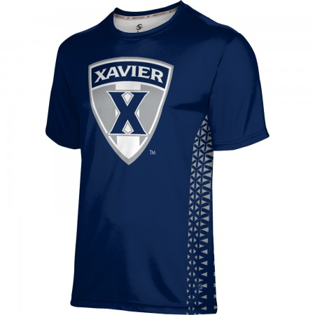 ProSphere Men's Xavier University Geometric Tech Tee