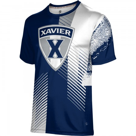 ProSphere Men's Xavier University Hustle Tech Tee
