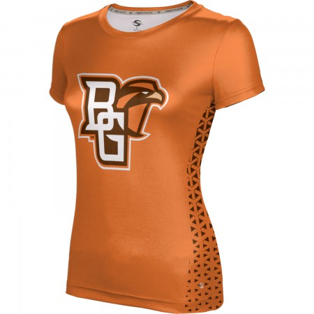 ProSphere Women's Bowling Green State University Geometric Tech Tee