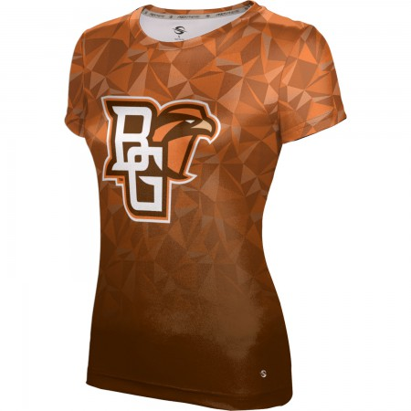 ProSphere Women's Bowling Green State University Maya Tech Tee