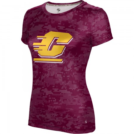 ProSphere Women's Central Michigan University Digital Tech Tee