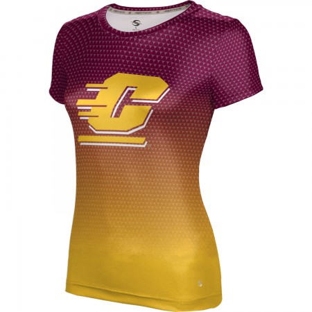 ProSphere Women's Central Michigan University Zoom Tech Tee