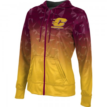 ProSphere Women's Central Michigan University Maya Fullzip Hoodie