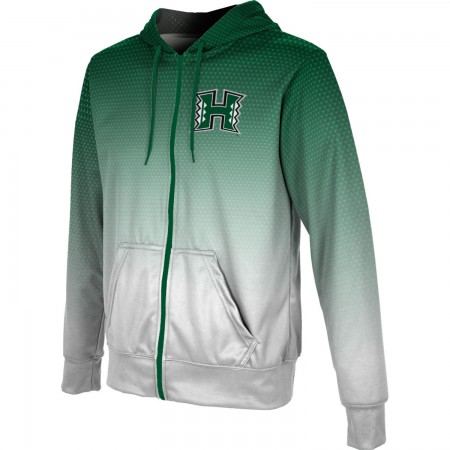 ProSphere Men's University of Hawaii Zoom Fullzip Hoodie