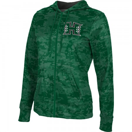 ProSphere Women's University of Hawaii Digital Fullzip Hoodie