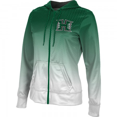 ProSphere Women's University of Hawaii Zoom Fullzip Hoodie