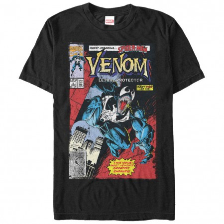 Venom Lethal Protector Greatest Enemy T-Shirt