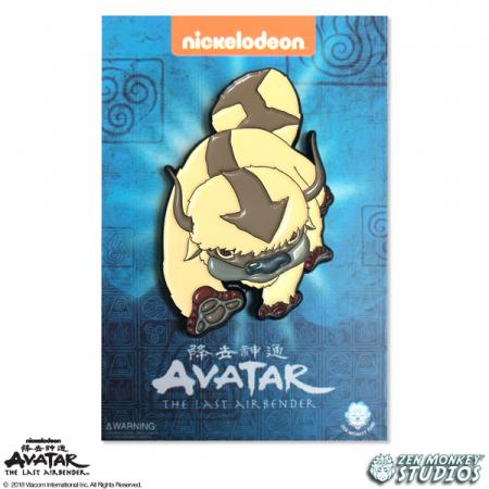 Avatar: The Last Airbender Appa Enamel Pin