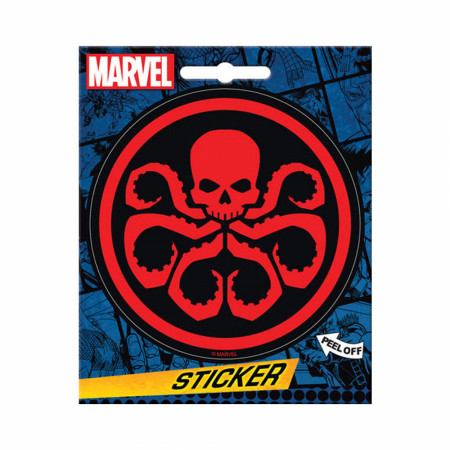 Hydra Logo Sticker