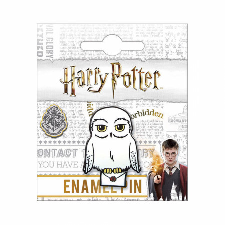 Harry Potter Hedwig Enamel Pin