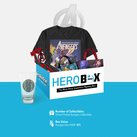 Avengers HeroBox