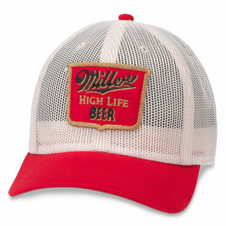 Miller High Life Beer Tucker Style Hat