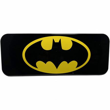 Batman DC Comics Bat Symbol Pencil Box