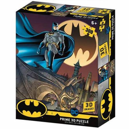DC Comics Batman Hero Pose Image 300pc Puzzle