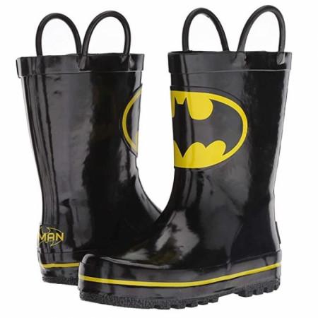 DC Comics Batman Toddler Boys' Rain Boots