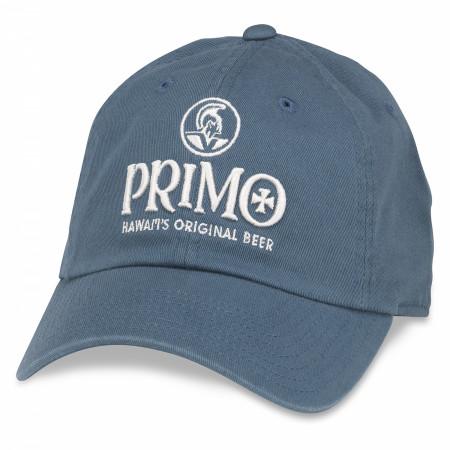 Primo Hawaiian Beer Snapback Hat