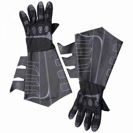 Batman Adult Costume Gloves