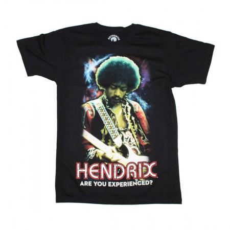 Jimi Hendrix Experience Galaxy T-Shirt