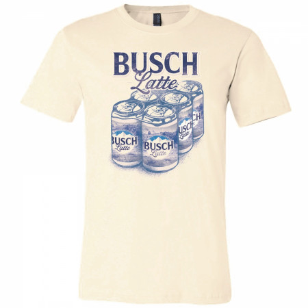 Busch Latte Pastel 6-Pack T-Shirt