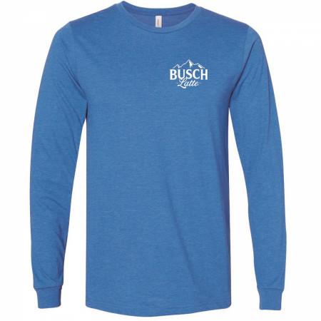Busch Latte Logo Long Sleeve Shirt