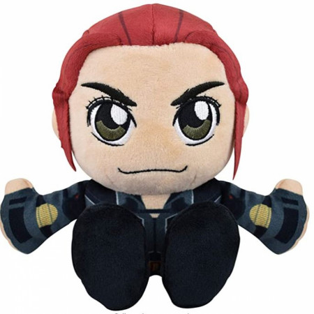 Marvel Black Widow 8 Inch Kuricha Sitting Plush Doll
