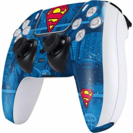 Superman Logo PS5 Controller Skin