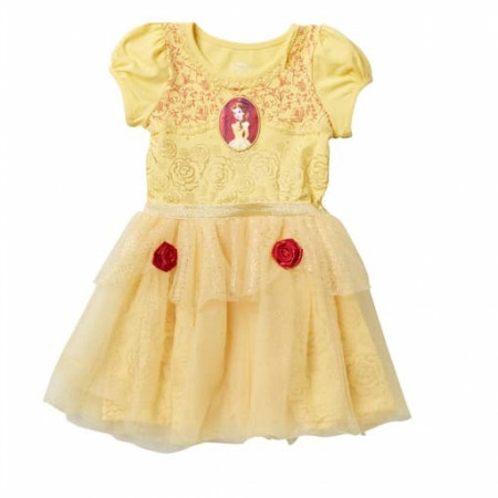 Disney Princess Belle Toddler Halloween Dress
