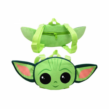 Star Wars The Child from the Mandalorian Shaped Plush Pillow Pack