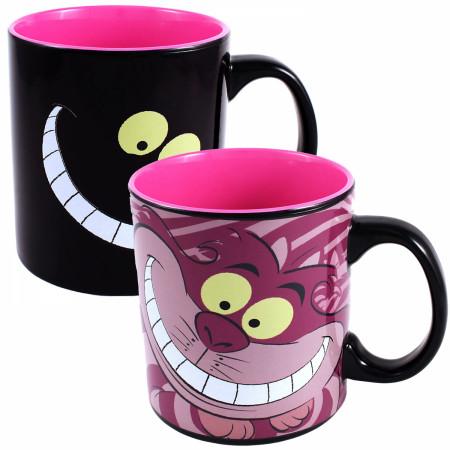 Alice in Wonderland Cheshier Cat Color Change 20 Ounce Mug