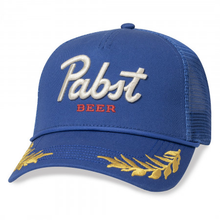 Pabst Beer The General Trucker Mesh Hat
