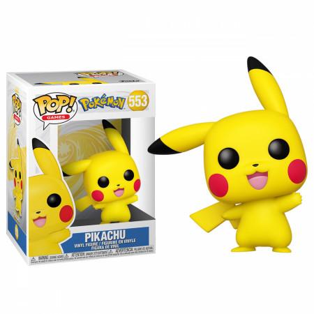 Pokémon Pikachu Waving Funko Pop Bobblehead