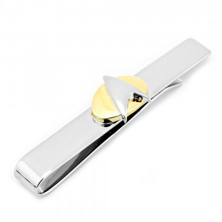 Star Trek Delta Shield Tie Bar