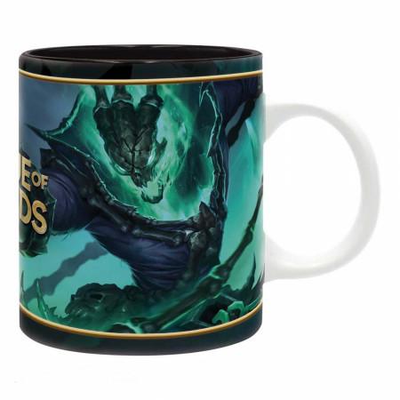 League of Legends Lucian vs Thresh 11oz. Ceramic Mug